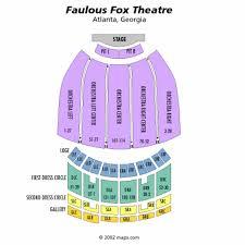 fox theater floor plan fabulous fox theater seating chart fabulous fox theater tickets