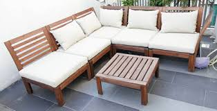 Ikea Outdoor Patio Furniture Awesome Outdoor Wood Dining Furniture Interior Design Throughout