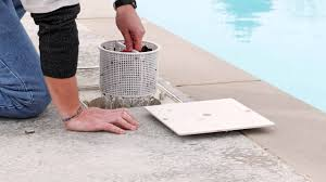 winterize the pool skimmer youtube