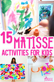 15 vibrant matisse art projects for kids that really wow