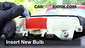 1996 toyota camry brakes third brake light bulb change toyota camry 1992 1996 1996