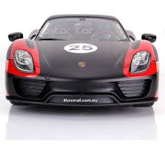 rastar 1 14 porsche 918 spyder electric series rc racing car