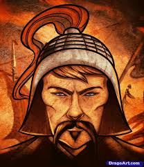 genghis khan i would like to meet living or dead i