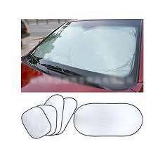 Rear Window Blinds For Cars Aliexpress Com Buy 6pcs Foldable Car Window Shade Solar