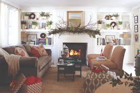 How To Decorate With White Walls by Decorating Holiday Mantels Traditional Home