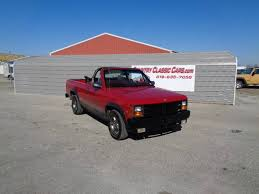 dodge shelby dakota lost cars of the 1980s 1989 dodge shelby dakota hemmings daily
