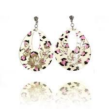 clip on earrings uk clip on earring heaven by make me beautiful the non pierced