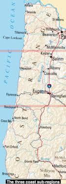 physical map of oregon juan de fuca plate oregon coast