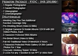 Wedding Photography Packages Wedding Photography Packages In Delhi And Ncr Best Wedding