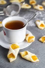 polish cream cheese cookies aka kolaczki or kolacky
