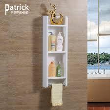 bathroom wall cabinet with towel bar usd 73 32 side cabinet bathroom cabinet pvc bathroom mirror side