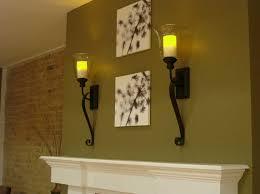 Where To Hang Wall Sconces New Ideas Fireplace Wall Sconces With How High To Hang Wall
