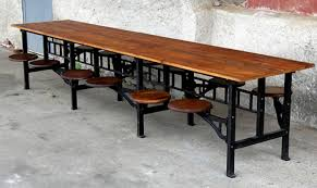 outdoor table that seats 12 12 seat dining table furniture replications the seats fold in