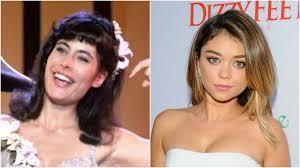 dirty dancing u0027 abc remake cast vs 1987 cast photos