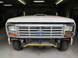 Ford Diesel Trucks Lifted - classic 1986 ford f 350 tow truck with wheel lift diesel