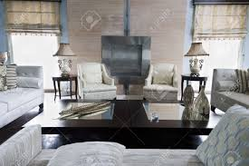 Oriental Modern Furniture by Living Room Of A Modern Apartment With Fusion Of Oriental