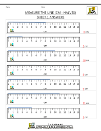 using a ruler worksheet free worksheets library download and