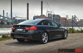 bmw 435i m sport coupe 2014 bmw 435i gran coupe review performancedrive