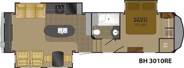 Montana Rv Floor Plans by Bighorn 5th Wheel Floor Plans U2013 Meze Blog