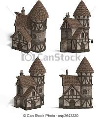 plan of medieval house all manors and castles pinterest