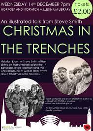 trenches u2013 norfolk in world war one