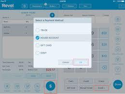 house accounts u2013 revel systems help site