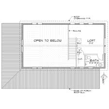 house plan 452 3 u2013 a cabin plan that packs a powerful punch