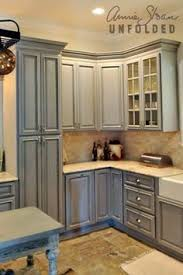 chalk painted kitchen cabinets two years later chalk paint kitchen