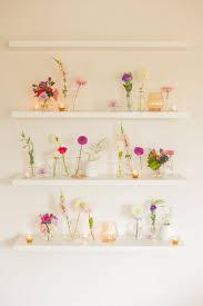 Flowers Decoration In Home Best 25 Wall Shelf Arrangement Ideas On Pinterest Shelf