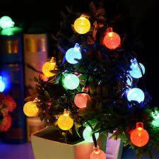solar interior lights mda direct rakuten liger solar led string ball lights for