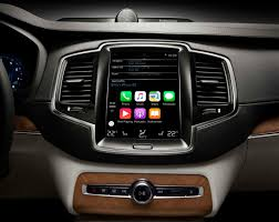 how much does a new volvo truck cost volvo u0027s apple carplay interface may be a game changer