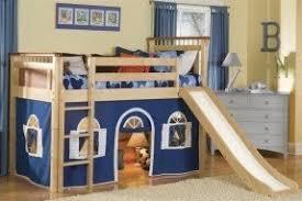 low twin loft bed foter