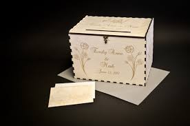 personalized cards wedding wedding card box personalized wine gift boxes