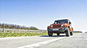 driving a jeep wrangler jeep wrangler facelift review autoevolution