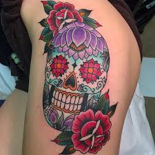 45 extraordinary skull tattoos designs and ideas that are now in
