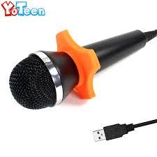 xbox one karaoke universal karaoke mic for ps4 ps3 xbox one 360 wii u pc usb