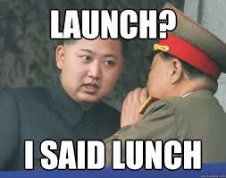 Kim Meme - launch hungry kim jong un know your meme