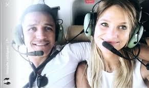 alexis sanchez wife 50 000 chile fans set to portest against alexis sanchez s girlfriend