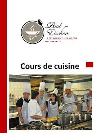 cours de cuisine luxembourg paul eischen by ip luxembourg issuu