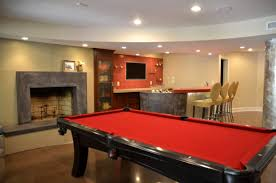 unfinished basement ideas tips invado international inside awesome