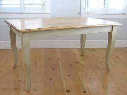 Cottage Style Dining Room Furniture by Anne Kobe Table