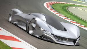 pijot car future peugeot lumie concept car youtube