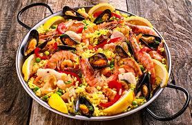cuisine recette recette la paëlla traditionnelle