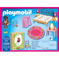 chambre parents playmobil chambre d adulte avec coiffeuse playmobil dollhouse 5309 la grande