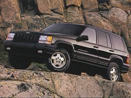 1998 jeep grand cherokee overview cars com
