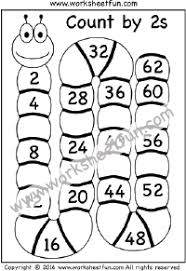 skip counting free printable worksheets u2013 worksheetfun