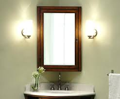 bathroom medicine cabinets with mirrors and lights medicine cabinet with lights happyhippy co