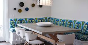 stunning dining room bench seating with backs photos home design