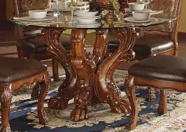 traditional round glass dining table best of traditional glass dining tables with traditional round glass
