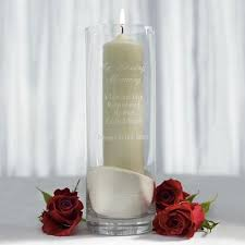 Personalize Candles 21 Best Memorial Items For Weddings Images On Pinterest In